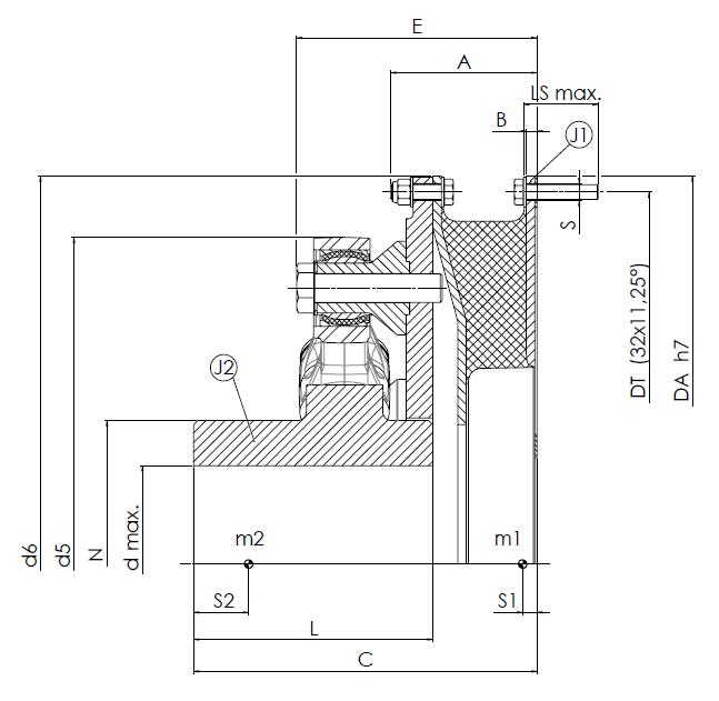 Centax-sec-l 100-LFS1