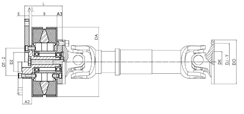 CX-UJB схема