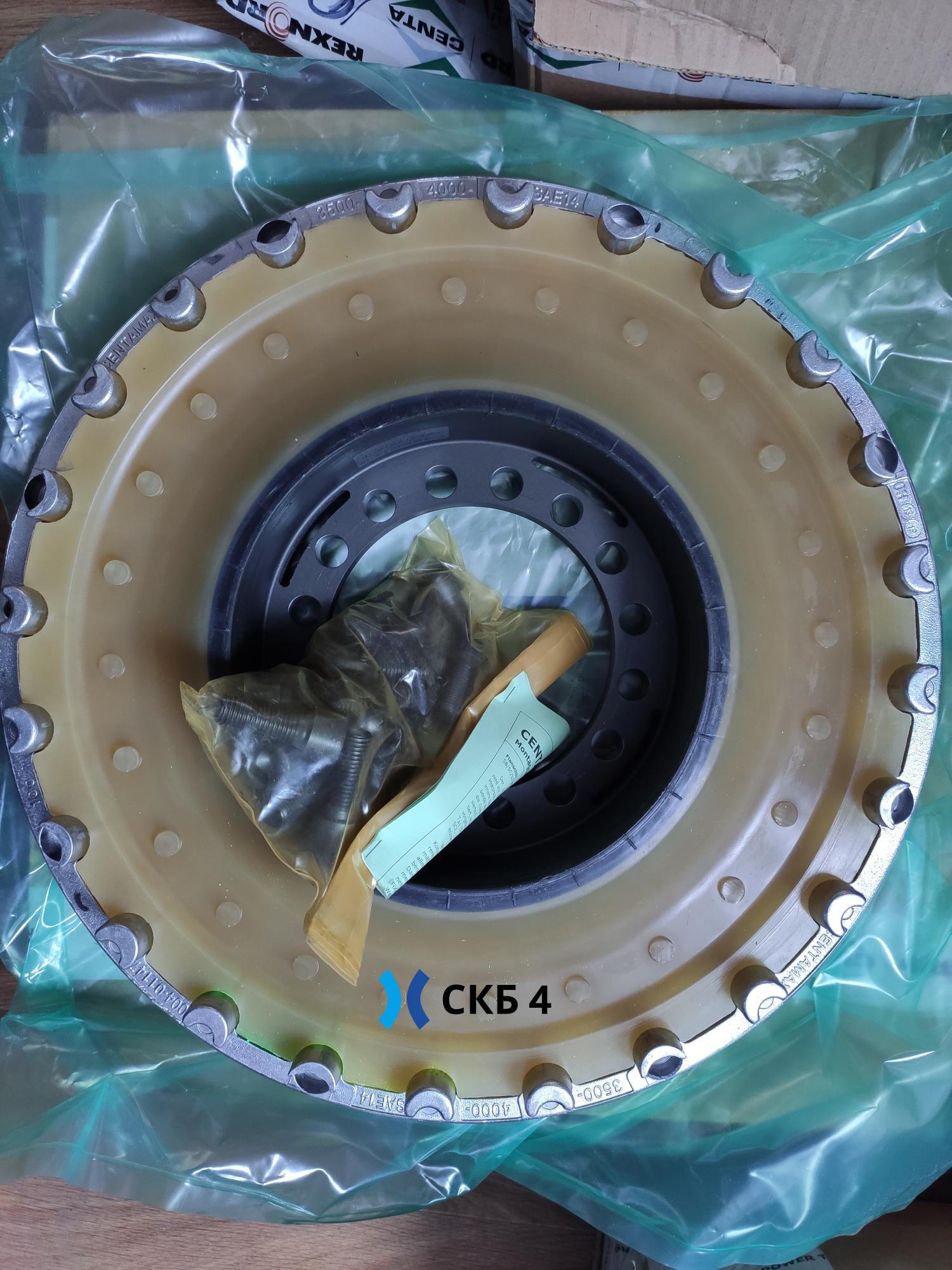Комплектная муфта Centamax 5000 (cm-5000)