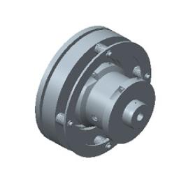 Rexnord T41 T41-2 Steelflex
