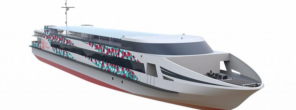 прогулочно-экскурсионное судно «Чайка»