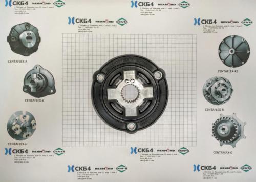 014K-00100-SA50-00216298 (CF-K-100-165-65018) SAE 1632  z=23- 7 шт