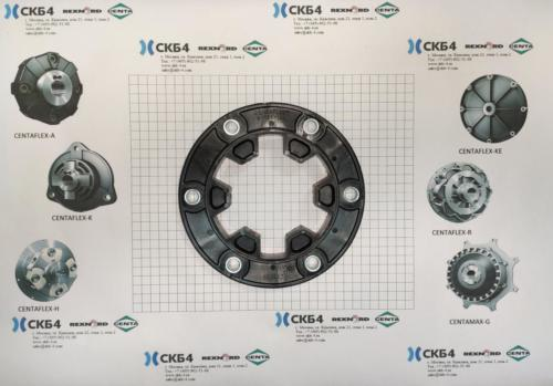 014K-00125-ELAE-032739 (CF-K-125-195)-17 шт