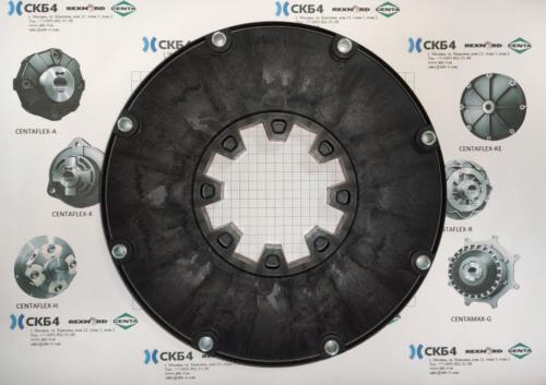 014K-00150-ELAE-030002 (CF-K-150-SAE11.5)-5 шт